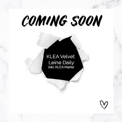 KLEA Velvet Leash Daily