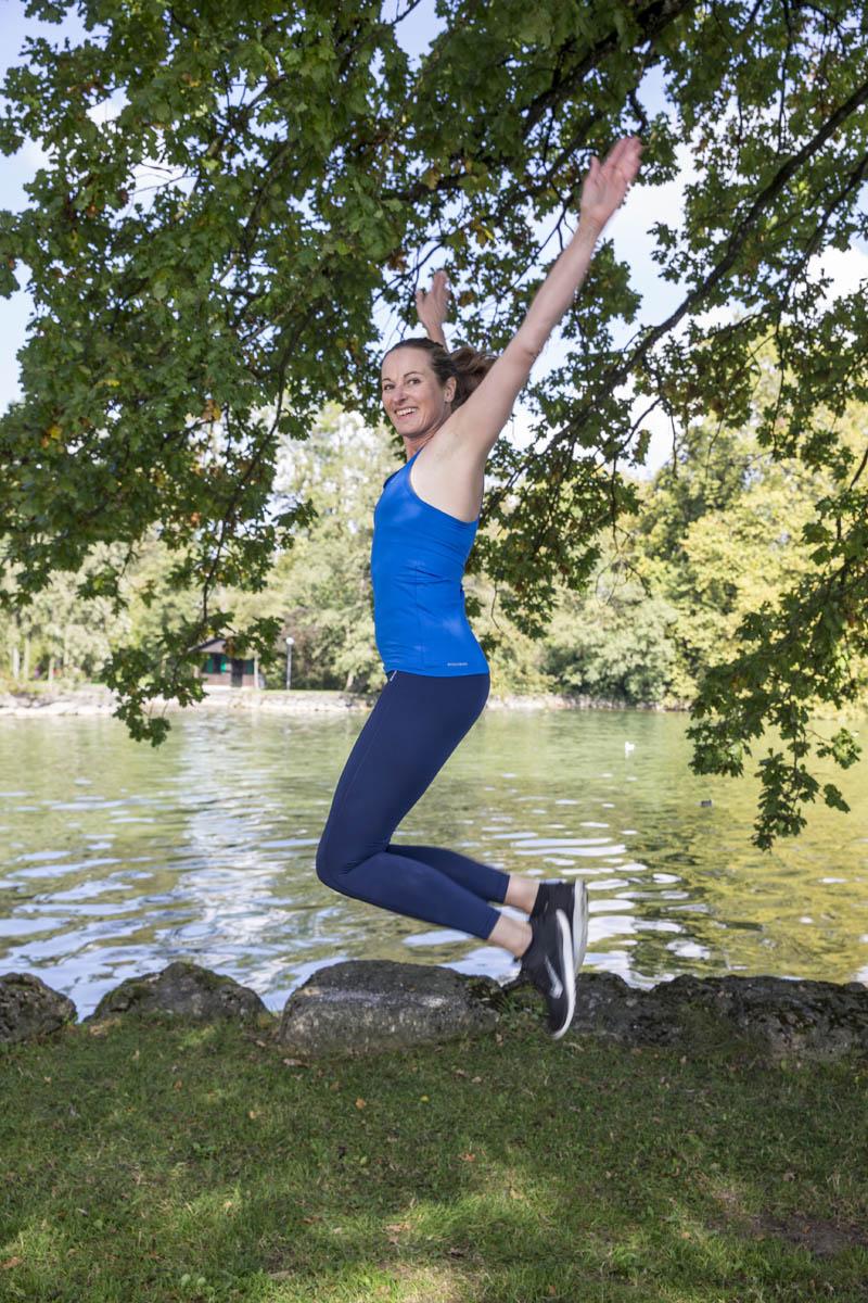 Jeannette Risse Sportsmobil Jump