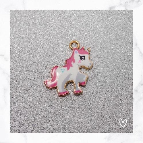 Pferde Anhänger Pink
