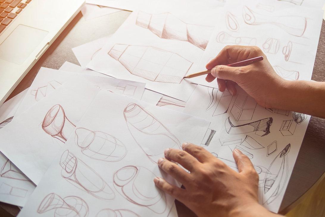 Production designer sketching Drawing Development Design idea Creative Concept.jpg