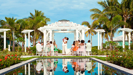 Your Wedding. Your Style... With Sandals & Rivage Travel