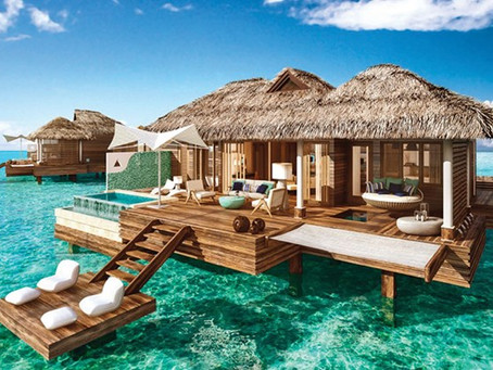 Five Great Things About Sandals Royal Caribbean's Overwater Suites