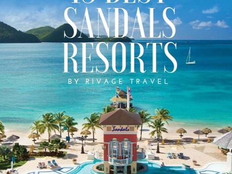 Best Sandals Resort - Top 15 Ranked & Reviewed