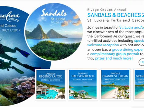 Book Today! - Sandals & Beaches 2019 Group Dive Trip