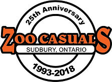 Zoo Casuals 25th Anniversary