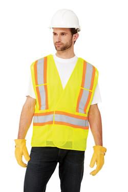 Tear away & surveyors vests