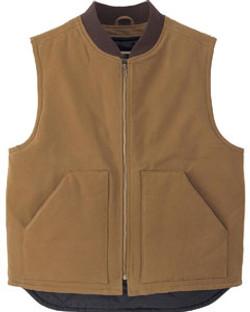 Cotton Duck Vest