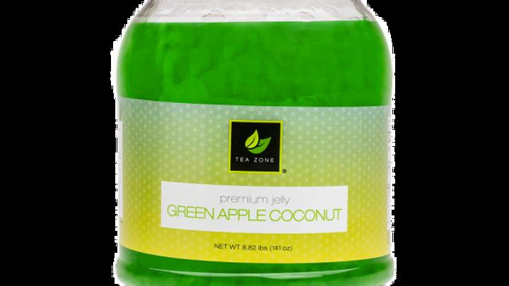#B2006 JELLY- GREEN APPLE COCONUT