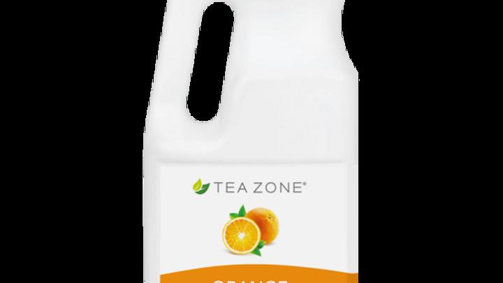 TEA ZONE ORANGE SYRUP (6/CS)