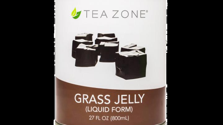 TEA ZONE GRASS JELLY (12/CS)
