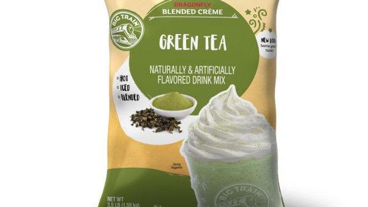 BIG TRAIN GREEN TEA POWDER (5/CS)