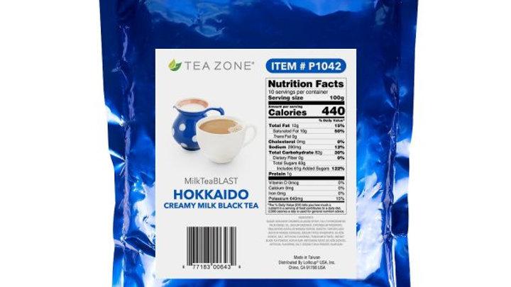 TEA ZONE HOKKAIDO POWDER (10/CS)