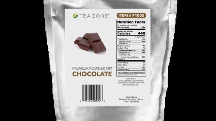 TEA ZONE #1005 CHOCOLATE POWDER (10/CS)