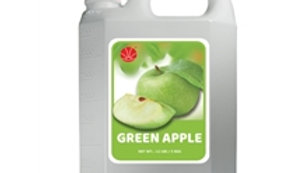 REDSUN GREEN APPLE SYRUP (4/CS)