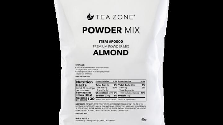 TEA ZONE #P1000 ALMOND POWDER