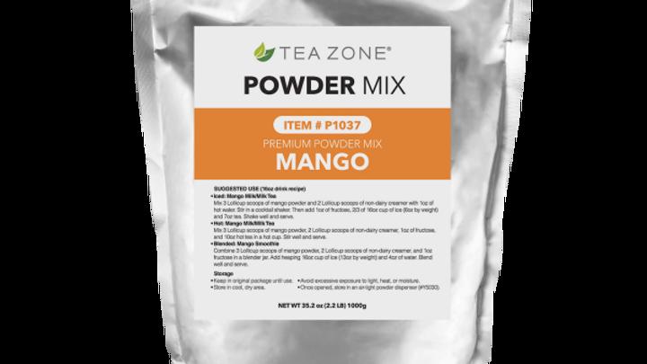 TEA ZONE #1037 MANGO POWDER (10/CS)