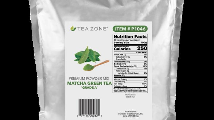 TEA ZONE MATCHA GREEN TEA POWDER (GRADE A)