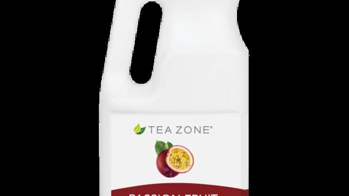 TEA ZONE PASSION FRUIT SYRUP (6/CS)