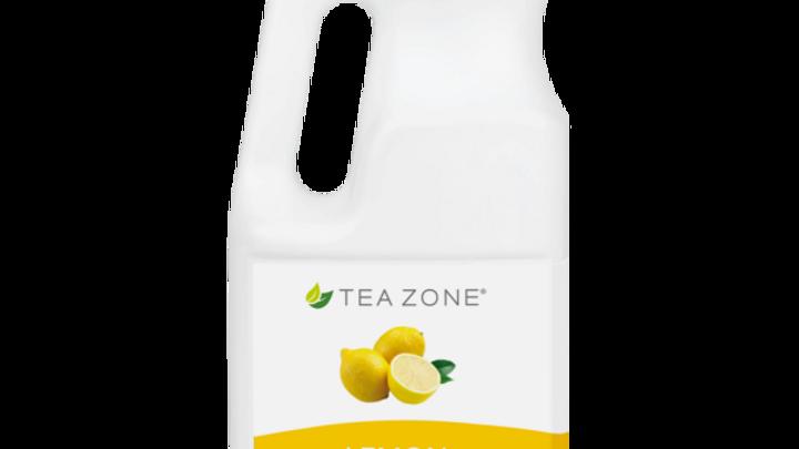 TEA ZONE LEMON SYRUP (6/CS)