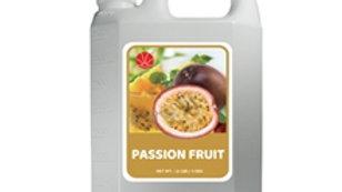 REDSUN PASSION FRUIT SYRUP (4/CS)