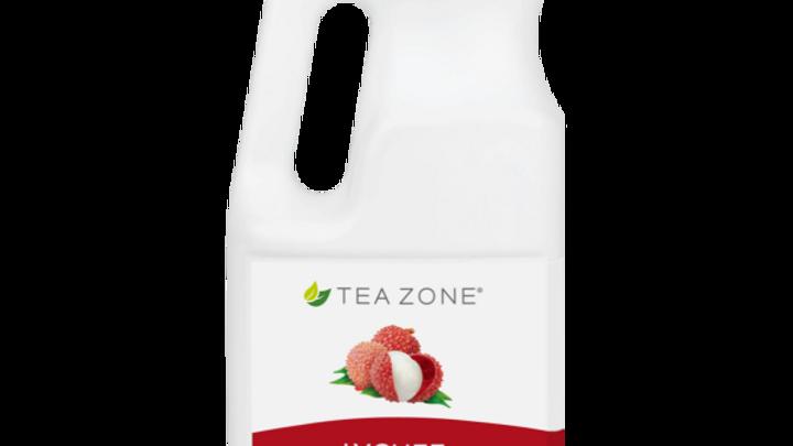 TEA ZONE LYCHEE SYRUP (6/CS)
