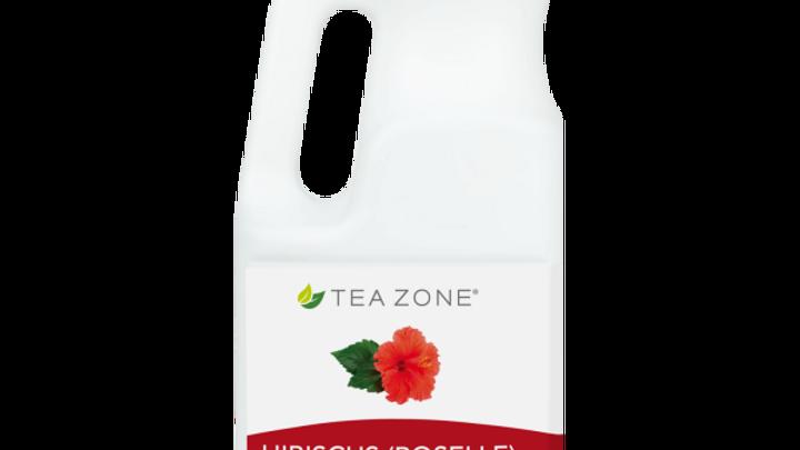 TEA ZONE HIBISCUS SYRUP (6/CS)