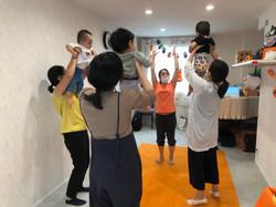 リズム体操クラス