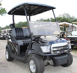 McCarty's Carts Black Cart