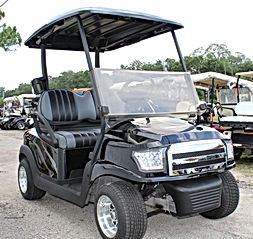 McCarty's Carts Black Cart