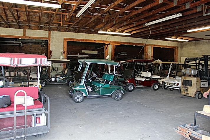 McCarty's Carts Storage Facility