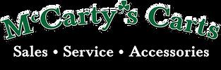 McCarty's Carts Logo Green & Black.png