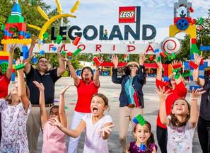 Celebrando el mes de la Herencia Hispana en Legoland