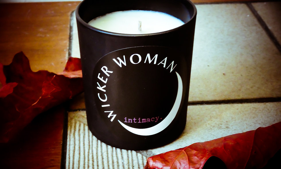 Intimacy aromatherapy candle