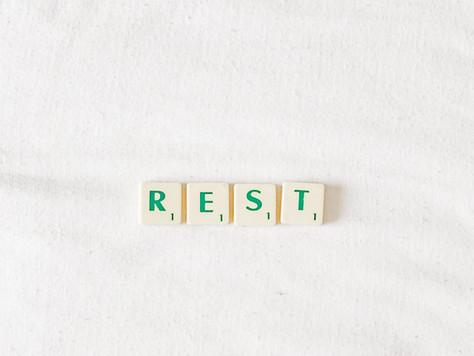 Radical Rest