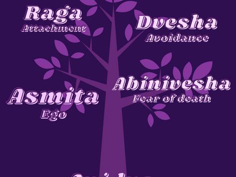 The Healing Tree : Understanding the Kleshas