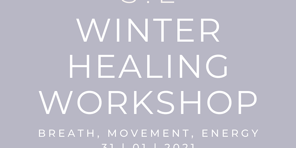 Winter healing workshop