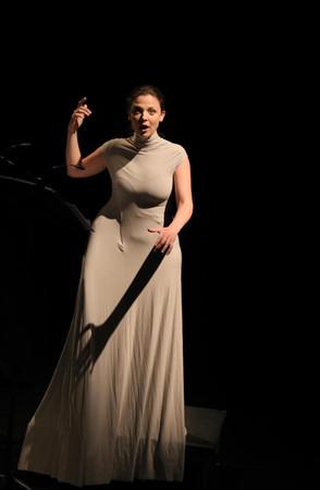Robe - Dress Rehearsal 2019