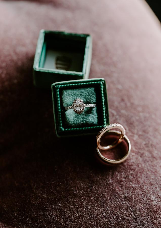 Elizabeth Grant Photography Wedding Ring