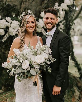 Lenyx and Ricky Peirce Farm Wedding