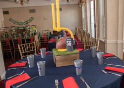 Logan Shapiro Bar Mitzvah - Kids' Table.