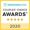 Wedding Wire Choice Awards 2020