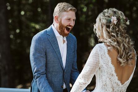 Kat and Tim Fall Wedding