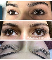 Eyelash Extensions Classic Set with C-curl