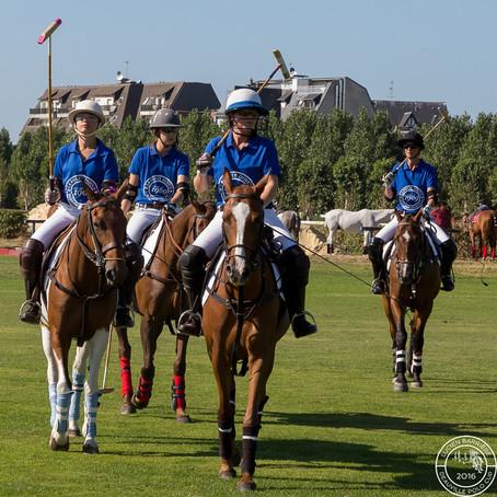 - 2nd match de qualification Ladies Polo Cup -
