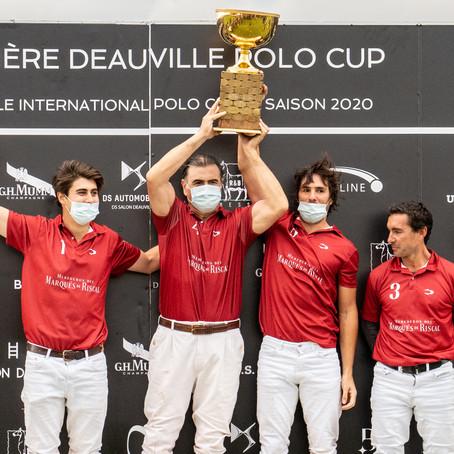 Coupe d'Or : Alejandro Aznar quarante ans après son père !