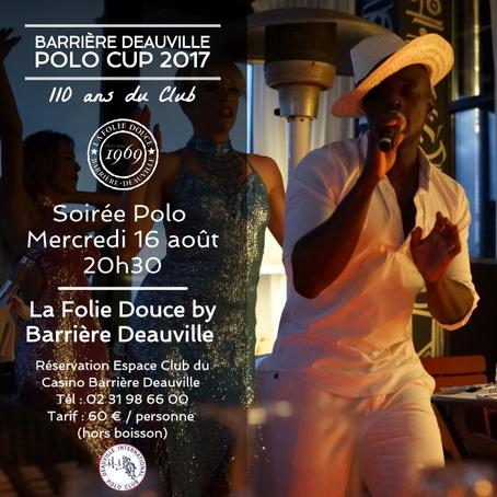 - Soirée Polo àLa Folie Douce by Barrière Deauville-