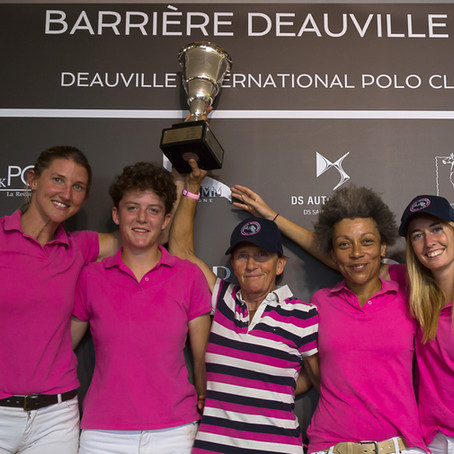 La Ladies Cup pour Brok Café !