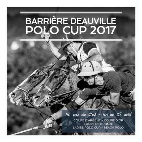 - Barrière Deauville Polo Cup : J-2 -