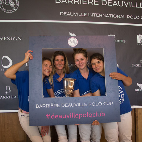 - LADIES POLO CUP -
