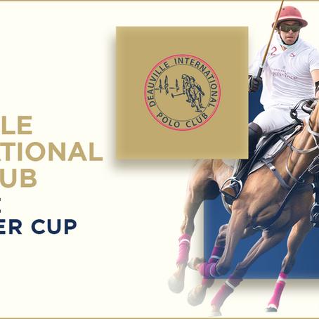L'équipe Mungo aux couleurs du Deauville Int. Polo Club pour la Polo Rider Cup